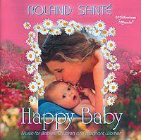 Relaxační hudba pro miminka, děti a těhotné ženy - Šťastné děťátko / Happy Baby