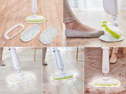 Parní Nano čistič na podlahy Rovus