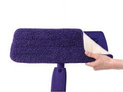 Sada 2 ks čistících polštářků na rozprašovací mop Rovus