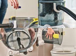 Vysavač na suché a mokré vysávání Victor Rovus