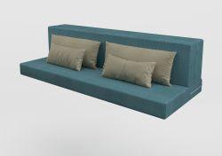 ELENI - set 2 matrací pro rozkládací postele | 80 x 200   , 90 x 200