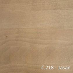 Moření č. 218  - Jasan  - postel VIVI