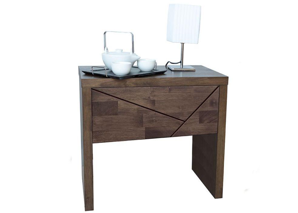 noční stolek SPOSA drážky ECLISSI
