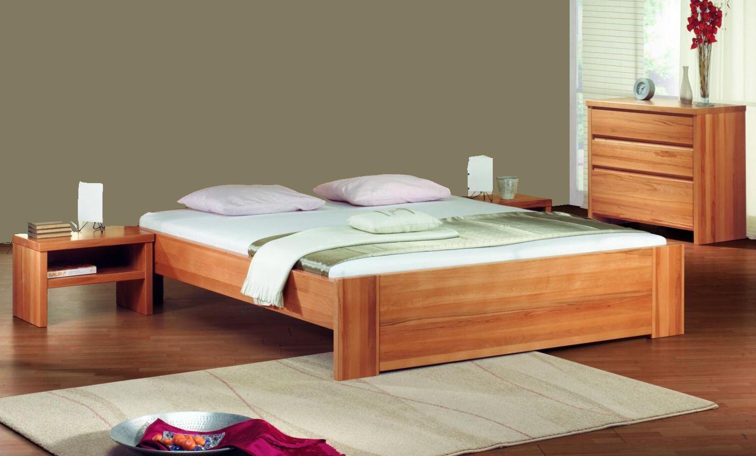 postel ROMANA NR-NR s nízkými čely FMP