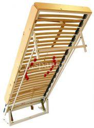 sklopná postel SKL1 VKPT bez skříně - jednolůžko
