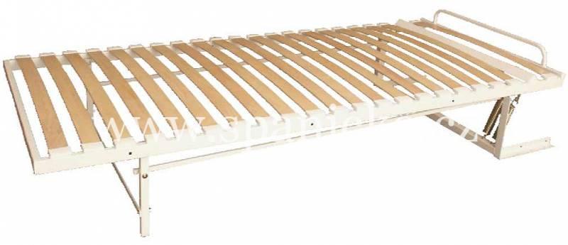 sklopná postel SKL1 VN bez skříně - jednolůžko Sklápěcí postele