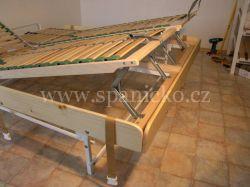 sklopná postel SKL 2 VKPP bez skříně