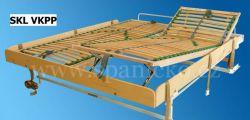 sklopná postel SKL 2 VKPP bez skříně - dvoulůžko