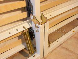 sklopná postel SKL 2 VKPT bez skříně - dvoulůžko Sklápěcí postele
