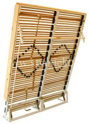 sklopná postel SKL 2 VKP bez skříně - dvoulůžko