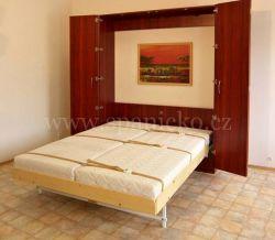 sklopná postel SKL 2 VKPP