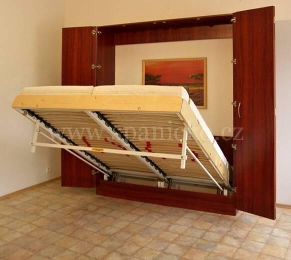 sklopná postel SKL 2 VN