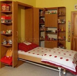 sklopná postel SKL 1 VKPT