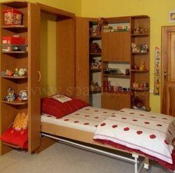 sklopná postel SKL 1 VKP