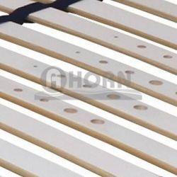 Lamelový rošt DUOSTAR HN P lze vyklápět do strany je tedy vhodný do postele s úložným prostorem.