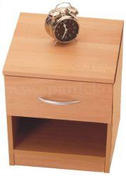 noční stolek - 1 zásuvka