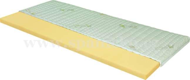 krycí matrace PŘISTÝLKA visco - 6cm MATERASSO