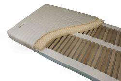 matrace SÁRA klasik / PUR roznášecí vrstva / potah bavlna + medvídek ZDARMA