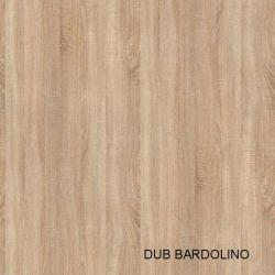 BMB - lamino - dub bardolino  - postel LADA