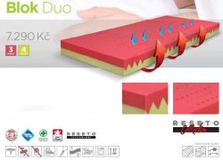 matrace Blok Duo