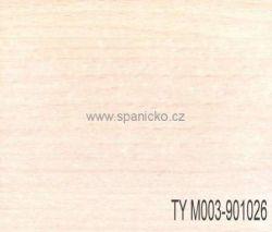 pb - TY M003-901026  - postel ELA - buk