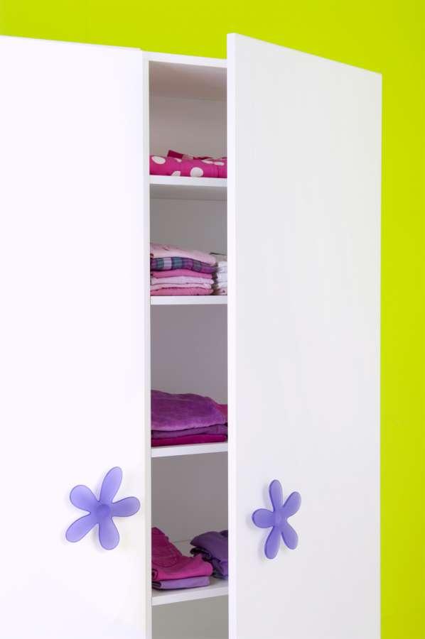 dětská šatní skříň
