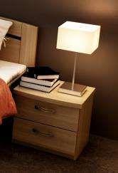 Noční stolek / komoda MICHAELA  N1 Z2