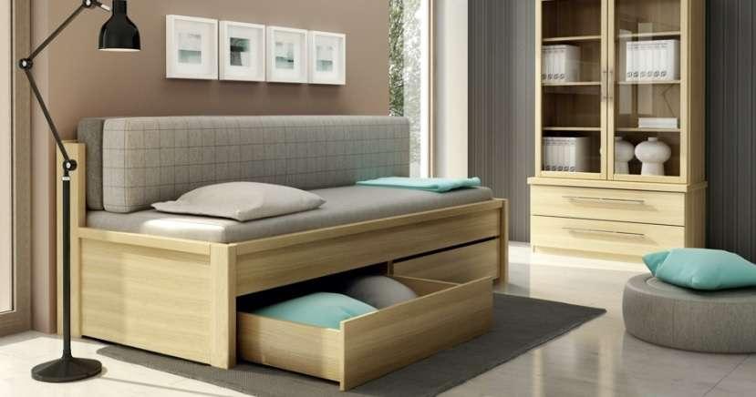 rozkládací postel DIANA JELÍNEK