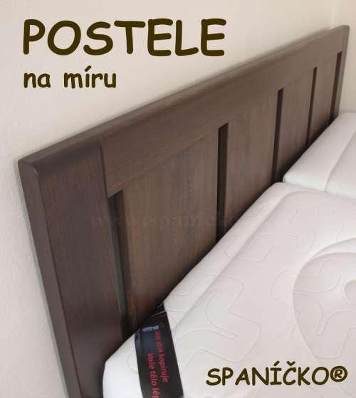 SPANÍČKO® - postele na míru / zakázková výroba