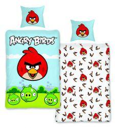 Dětské povlečení - Angry birds 116 a prak