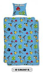 Dětské povlečení  -  Angry birds Slingshot BL