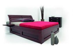 postel KRISTÝNA výklop - DUB, OKOUME