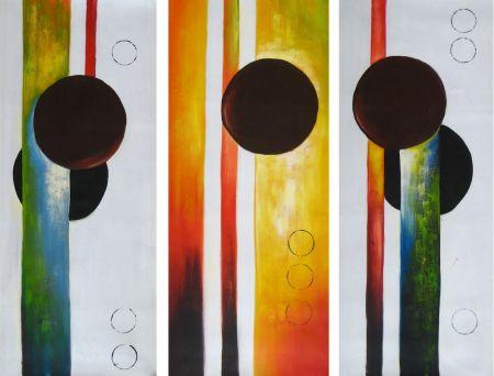 Obrazy - Abstrakce I.