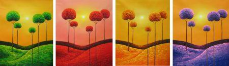 Obrazy - Čtyřikrát jinak