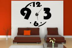 Samolepící hodiny na zeď - Design 69