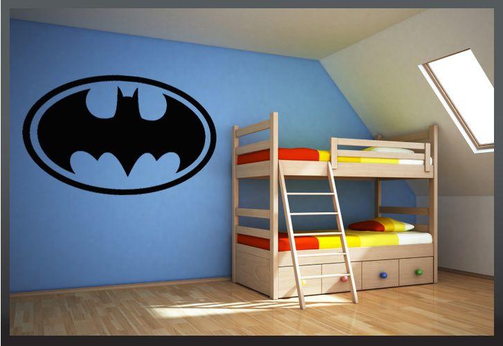 Samolepka na zeď - BATMAN