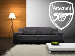 Samolepka na zeď - FC ARSENAL
