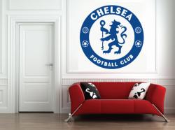 Samolepka na zeď - FC CHELSEA