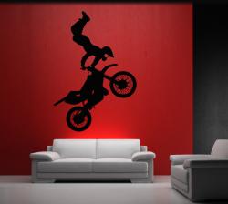 Samolepka na zeď - MOTOKROS