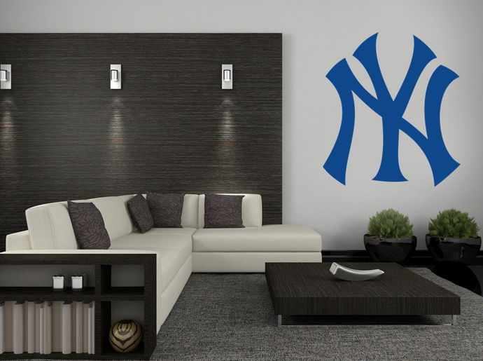Samolepka na zeď - NEW YORK YANKEES