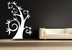 Samolepka na zeď - strom TRISTE