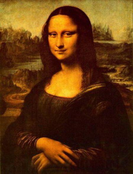 Obraz - Leonardo da Vinci - Mona Lisa