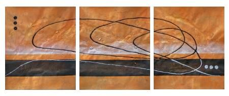Obraz - Abstrakce VI.