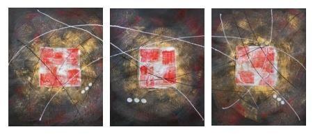 Obraz - Abstrakce 15.