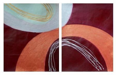 Obraz - Abstrakce dotek