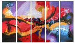 Obraz - Abstrakce poznání