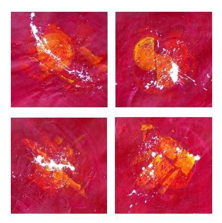 Obraz - Abstrakce radost