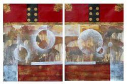 Obraz - Abstrakce touha