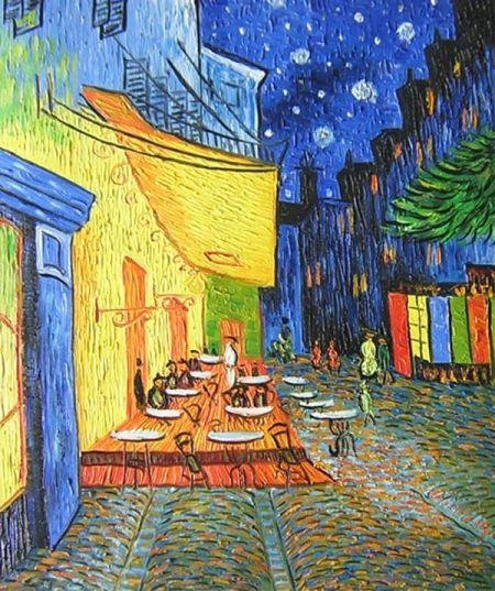 Obraz - Café terrace