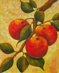 Obraz - Červené ovoce